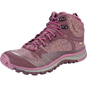 Keen Terradora WP - Calzado Mujer - rosa